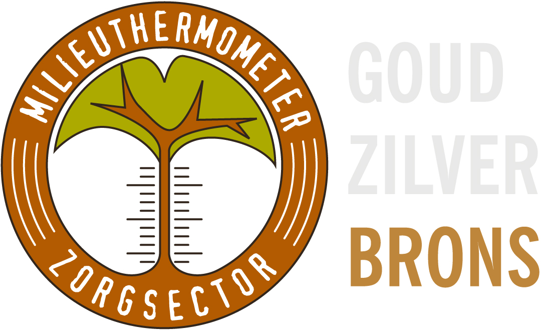 Milieuthermometer Zorg Certificaat niveau brons